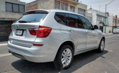 BMW X3 2017 impecable en Iztacalco-1