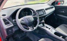 Auto Honda HR-V Uniq 2016 de único dueño en buen estado-3