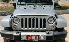 Jeep Wrangler Sahara 2017 Automático 6 Cil. 4x4 Piel 4 Puertas, Garantía, Crédito Sin penalizaciónes-2