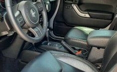 Jeep Wrangler Sahara 2017 Automático 6 Cil. 4x4 Piel 4 Puertas, Garantía, Crédito Sin penalizaciónes-0