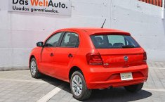 Volkswagen Gol Trendline 2020 barato en Puebla-10