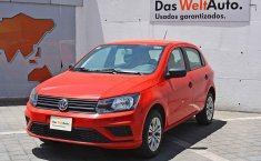 Volkswagen Gol Trendline 2020 barato en Puebla-7