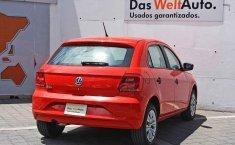 Volkswagen Gol Trendline 2020 barato en Puebla-5
