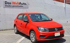Volkswagen Gol Trendline 2020 barato en Puebla-3