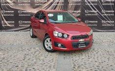 Venta de Chevrolet Sonic Paq D 2016 usado Manual a un precio de 145000 en Huixquilucan-15