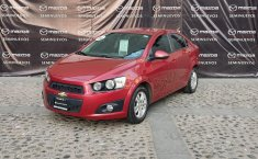 Venta de Chevrolet Sonic Paq D 2016 usado Manual a un precio de 145000 en Huixquilucan-12