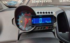 Venta de Chevrolet Sonic Paq D 2016 usado Manual a un precio de 145000 en Huixquilucan-11