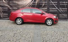 Venta de Chevrolet Sonic Paq D 2016 usado Manual a un precio de 145000 en Huixquilucan-10