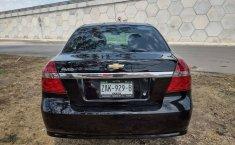 Se pone en venta Chevrolet Aveo LT 2017-8