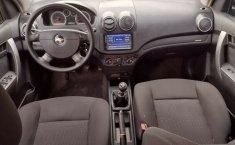 Se pone en venta Chevrolet Aveo LT 2017-7