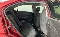 Chevrolet Sonic 2017 barato en Cuauhtémoc-19