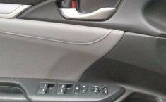 Honda Civic Turbo Plus 2017 Automático Quemacoco Piel Pantalla, Cámaras, Lateral y Trasera, Leds, BT-9