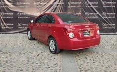 Venta de Chevrolet Sonic Paq D 2016 usado Manual a un precio de 145000 en Huixquilucan-7