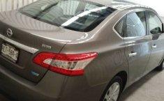 Nissan Sentra Advance Estándar 2016 Tela, Faros de Niebla, Llave de Presencia, 4 Cil., Crédito, Gtía-6