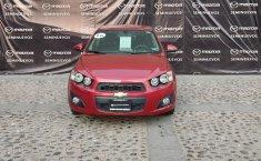 Venta de Chevrolet Sonic Paq D 2016 usado Manual a un precio de 145000 en Huixquilucan-6