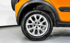 Volkswagen CrossFox 2015 impecable en Cuauhtémoc-11