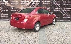 Venta de Chevrolet Sonic Paq D 2016 usado Manual a un precio de 145000 en Huixquilucan-4