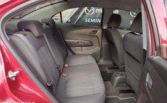 Venta de Chevrolet Sonic Paq D 2016 usado Manual a un precio de 145000 en Huixquilucan-2