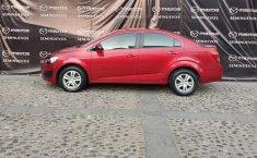 Venta de Chevrolet Sonic Paq D 2016 usado Manual a un precio de 145000 en Huixquilucan-1