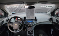 Venta de Chevrolet Sonic Paq D 2016 usado Manual a un precio de 145000 en Huixquilucan-0