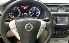 Nissan Sentra Advance Estándar 2016 Tela, Faros de Niebla, Llave de Presencia, 4 Cil., Crédito, Gtía-1