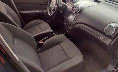 Se pone en venta Chevrolet Aveo LT 2017-1