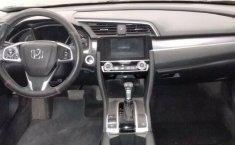 Honda Civic Turbo Plus 2017 Automático Quemacoco Piel Pantalla, Cámaras, Lateral y Trasera, Leds, BT-0