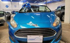 Ford Fiesta Sedan Se Plus 2017 Fac Agencia-7