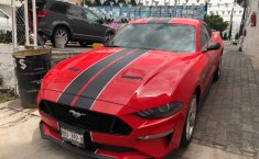 Ford Mustang GT Premium 2019 impecable somos Agencia -0