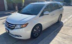 Se vende urgemente Honda Odyssey Touring 2015 en Zapopan-1
