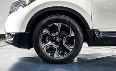 Auto Honda CR-V 2018 de único dueño en buen estado-8