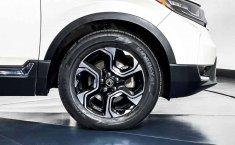 Auto Honda CR-V 2018 de único dueño en buen estado-3