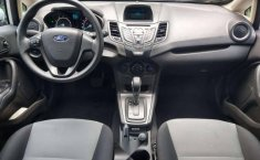 Ford Fiesta 1.6 S Sedan Automático-6