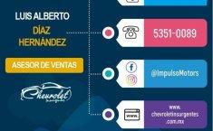 Venta de Chevrolet Aveo LS 2019 usado Manual a un precio de 169900 en Benito Juárez-5