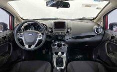 Auto Ford Fiesta 2018 de único dueño en buen estado-8