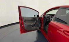 Auto Ford Fiesta 2018 de único dueño en buen estado-3
