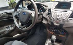 Ford Fiesta 1.6 S Sedan Automático-2