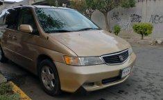Honda Odyssey 2000 usado en Tláhuac-7