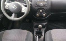 Nissan Versa 2014 barato en Benito Juárez-7