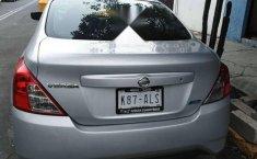Nissan Versa 2016 impecable en Azcapotzalco-8