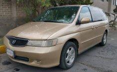 Honda Odyssey 2000 usado en Tláhuac-4