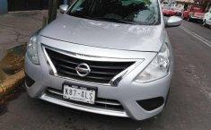 Nissan Versa 2016 impecable en Azcapotzalco-0