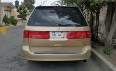 Honda Odyssey 2000 usado en Tláhuac-0