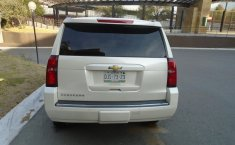 Chevrolet Suburban LTZ 4x4 2015 impecable en Monterrey-4