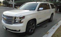 Chevrolet Suburban LTZ 4x4 2015 impecable en Monterrey-3