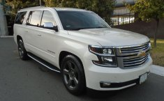 Chevrolet Suburban LTZ 4x4 2015 impecable en Monterrey-2