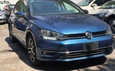 Auto Volkswagen Golf 2020 de único dueño en buen estado-9