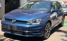 Auto Volkswagen Golf 2020 de único dueño en buen estado-0