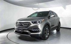 43954 - Hyundai Santa Fe 2018 Con Garantía-1