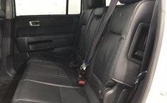 Auto Honda Pilot 2015 de único dueño en buen estado-9